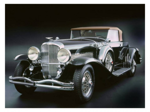 Cars of 1933
