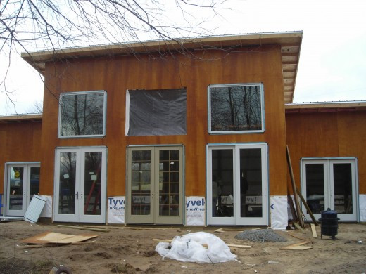 2 story pole barn homes joy studio design gallery best for Two story pole barn homes