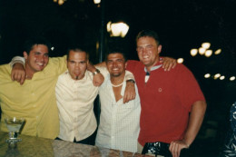Cabo san Lucas- 2 years later (2003)- Me on the Right