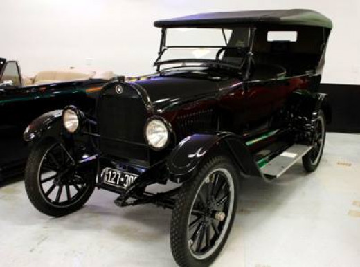 The 1923 Star Model C Touring from Specialty Sales in Fairfield, California is about to celebrate its 90th birthday! It's in beautiful condition, with a factory original 33 horsepower I-4 engine.