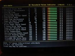 Replacing hard drive