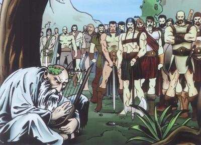 The Tuatha de Danann, powerful friends, even more powerful as foes