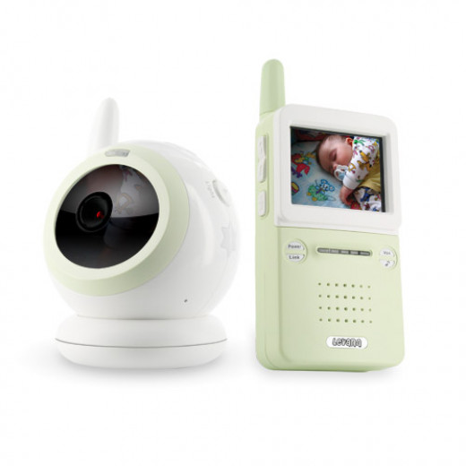 Video Style Baby Monitor with battery operated portable units