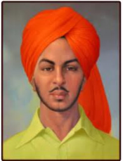 Gandhi and the Threat to his Leadership by Bhagat Singh