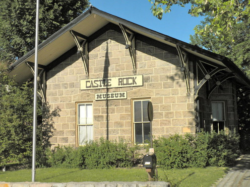Castle Rock Depot and Museum