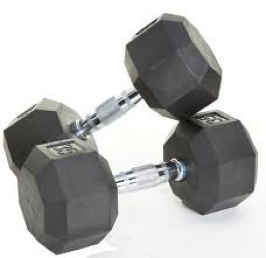 Dumbbells Make Home Workouts Simple