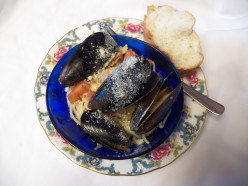 Easy Mussel Pasta White Wine Recipe