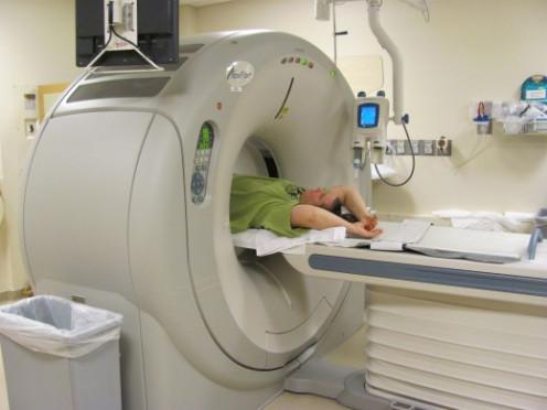 I get cat scans on a regular basis as a lung cancer survivor