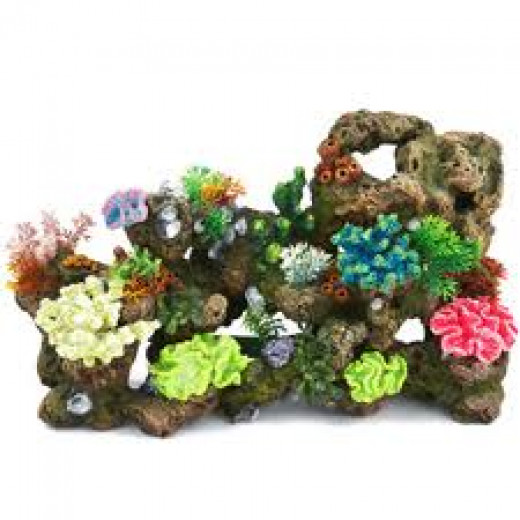 Decorating your fish tank dos and don 39 ts for Aquarium coral decoration