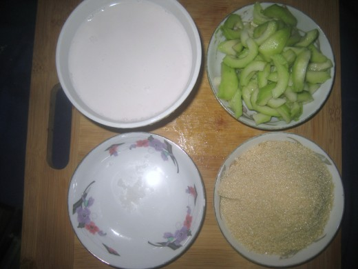 Main ingredients -Sweet Guava Pulp
