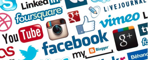 Can a smart phone help the writer to slash his/her way through the tangled jungle of social media apps?