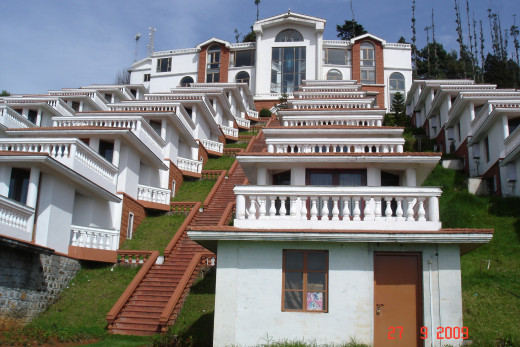 Sagar Holidays Resort ooty