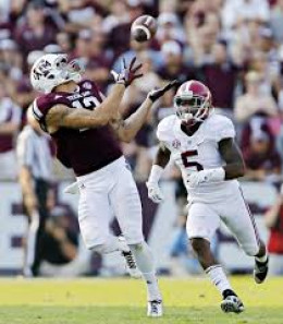 WR Mike Evans (Texas A&M)
