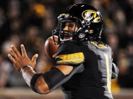 QB James Franklin (Missouri)