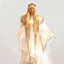 Thelinn or Eithne, whose son Lugh by Cian was saved and fostered by Manannan mac Lir, to cut down his father's killer Balor - his grandfather
