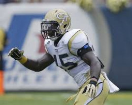 DE Jeremiah Attaochu (Georgia Tech)