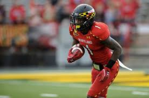 WR Stefon Diggs (Maryland)