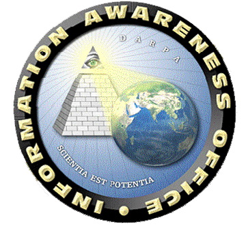 "The Information Awareness Office and the ""All-Seeing Eye""?"