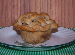 Sage's Samhain Miniature Apple Pie Recipe: Single Serving Seasonal Pies