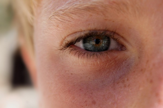 Make sure your subject's eyes are in focus for a perfect portrait