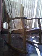 The ease of a rocking chair....
