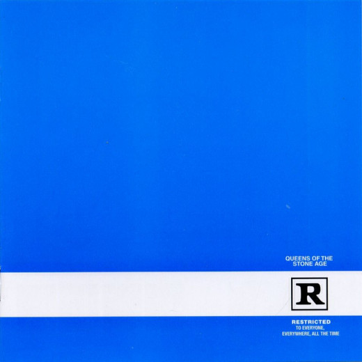 Released on June 6, 2000 on Interscope Records, Rated R (also called R or Rated X on vinyl) is QotSA's second studio album.