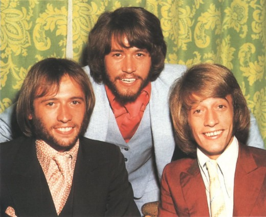 Bee Gees Image   Bee Gees Picture Code  www.butterfunk.com