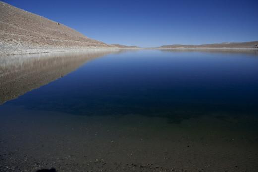 Grant Lakes on the Ten Lakes Trail