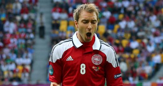 Christian Eriksen (Christian Dannemann Eriksen) - Denmark