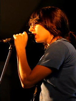 Michelle Chamuel- vocalist, composer, musician, artist and producer; star of the Voice US season 4;  http://thereverbjunkie.bandcamp.com/album/all-i-want
