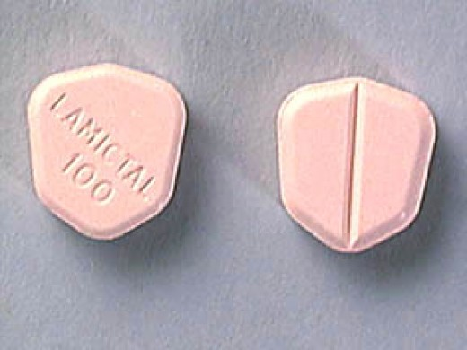 Lamictal tablets, pictured here, are useful for controlling seizures, as well as helping to reduce the number of mood episodes in those suffering from bipolar disorder.