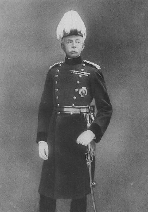 General Sir Herbert Plumer