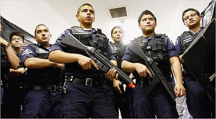 Newly trained FEMA Corpes