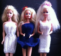 Frugal Charity: Barbies for the Underprivileged