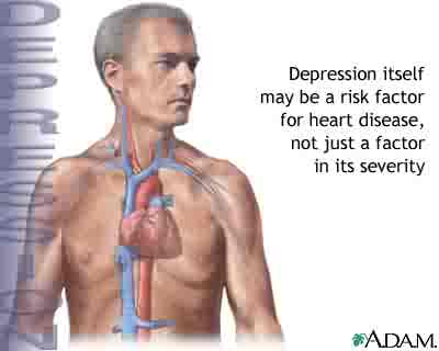 Depression and Your Heart