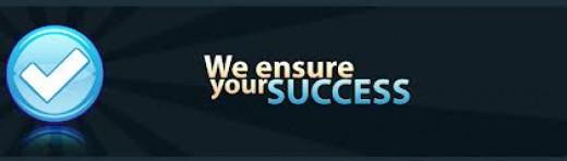 We Ensure Your Success