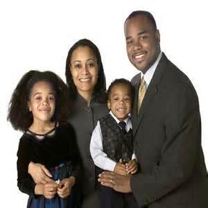 black family unit