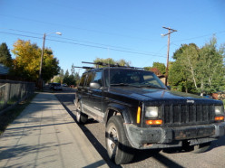 My Jeep Cherokee Sport, My Girl: Creative Nonfiction