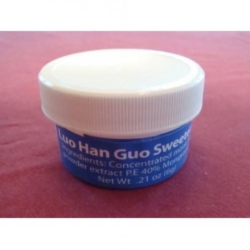 Luo Han Guo is often used as a Sweetener