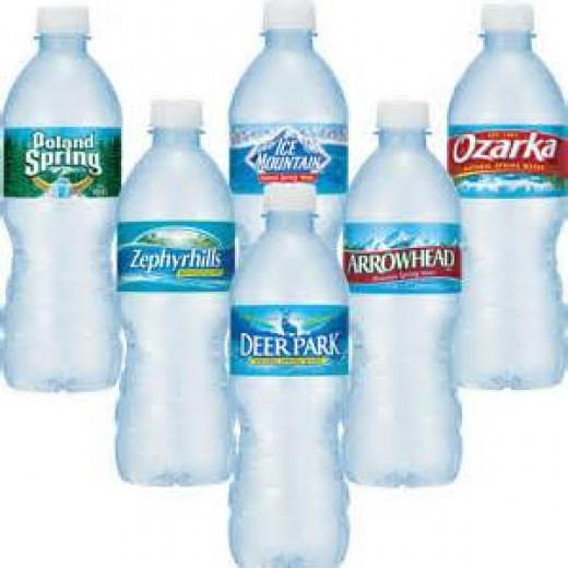 Selling free water?  Disgusting