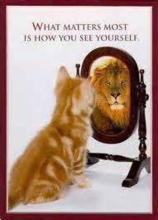 How we see ourselves