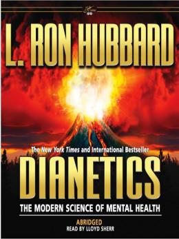Book on Dianetics.