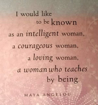 Lots of great quotes for men and women.