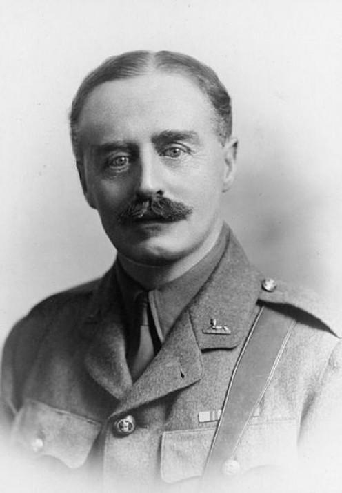 Lieutenant Colonel Henry Percy Uniacke