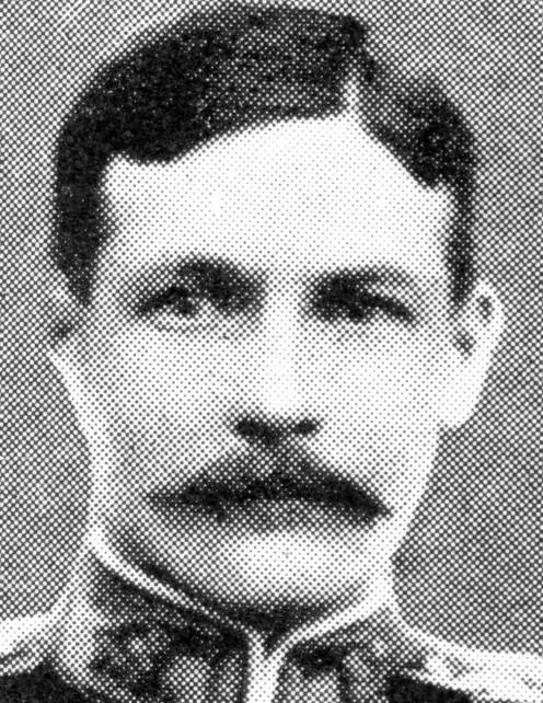 Captain Lachlan Gordon-Duff