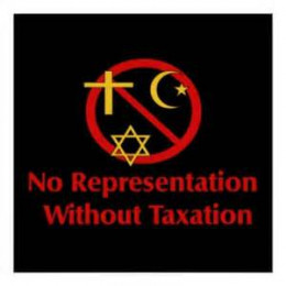 No religion or business is above paying their fair share of taxes