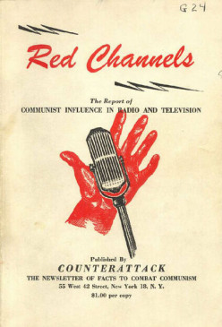 """Published by """"Counterattack"""" in 1950."""