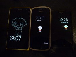 Lumia, 808 & N9