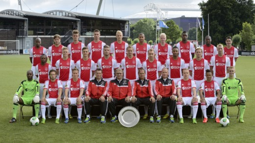 Picture credit: www.ajax.nl