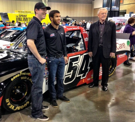 Running for KBM has opened addition doors for Darrell Wallace